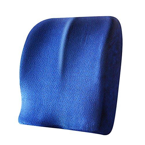 Lendenwirbelstütze Büro Taille Unterstützung Memory Foam Schiefen Kissen Rückenlehne Autositz flatable Kopfstütze Schwangerschaft Kissen