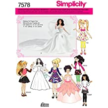 Suchergebnis Auf Amazonde Für Barbie Kleider Nähen
