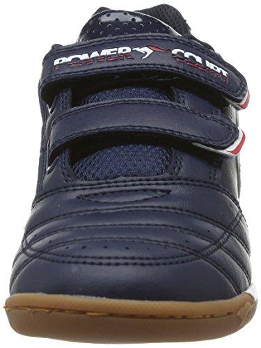 Kangaroos Sneakers Power 460 Court dk Navy Blau Unisex white kinder rfraW4Hq