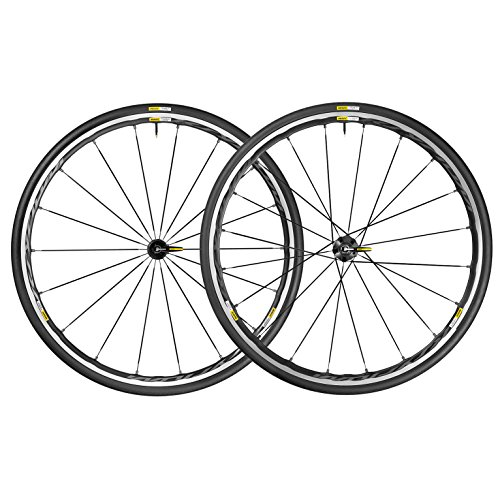 MAVIC Ksyrium Elite Black Pair, Farbe Black -