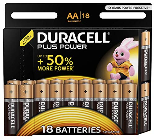 Duracell LR6/MN1500 Plus Power A...