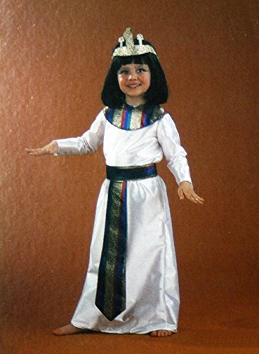 Imagen de disfraz de cleopatra para niñas talla 5 7 años