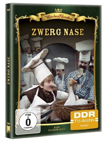 Zwerg Nase - DDR TV-Archiv (Haus-dvd-serie)