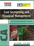 Cost Accounting and Financial Management for CA PCC / IPCC (Third Edition)