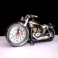 Aliciashouse Plastica Decorativa 4 Colori Moto Alarm Clock Guarda Moto Casa D'Epoca Regalo Cool - # 3