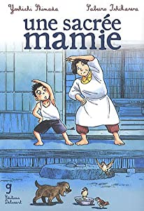 Une sacrée mamie Edition simple Tome 9