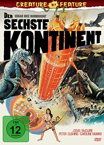 Der sechste Kontinent (Creature Features Collection #7)