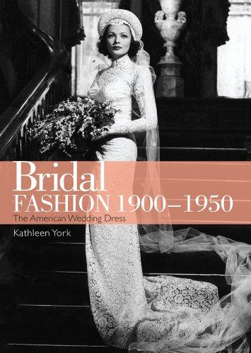 Kostüm Geschichte 1950 (Bridal Fashion 1900–1950 (Shire Library)