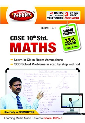 Pebbles 'CBSE 10th Std Maths (live Teaching)'