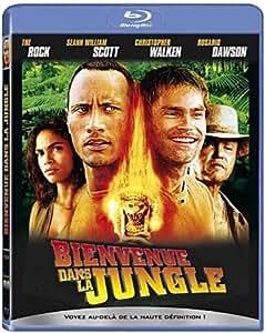 Bienvenue dans la jungle [Blu-ray]