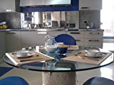 Archimede bp3045b Tischsets, Bambus, Blau