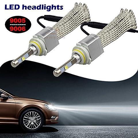 sweon 240W CREE xhp-509005Kit voiture phare LED Ampoule xénon blanc 6000K LED lampe frontale Kit de conversion H1H3H4H7H11H139004900690079012