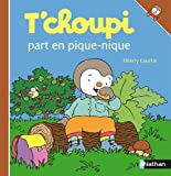 T'choupi part en pique-nique / Thierry Courtin | Courtin, Thierry (1954-....). Auteur. Illustrateur