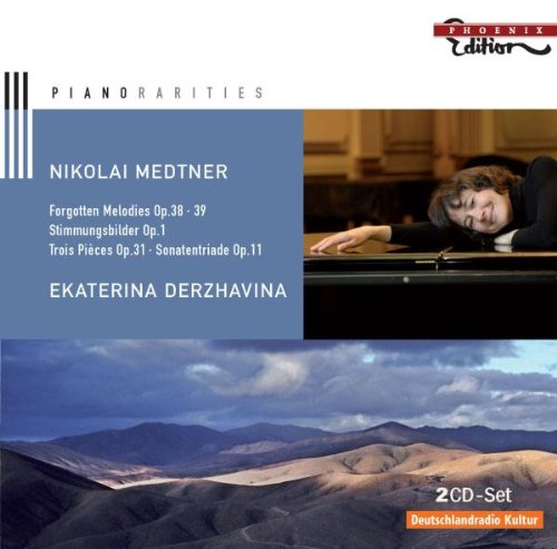Nikolai Medtner: Oeuvres