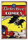 Ata-Boy Detective Comics No. 27 - The Batman Magnet by Ata-Boy