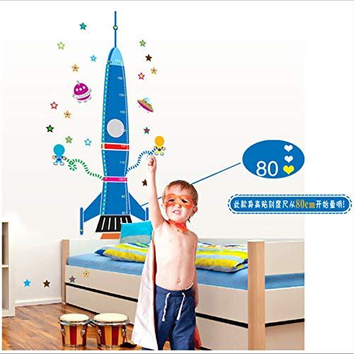 Namefeng Cartoon Rocket Schlafzimmer Von Kinderzimmer Außenhandel Wasserdichte Wandaufkleber...