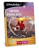 WONDERBOX Caja Regalo para Reyes -UN DÍA para Dos- 3.500 Activid