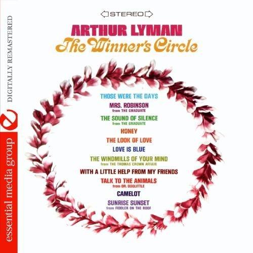Winner's Circle by Arthur Lyman (2011-10-24)