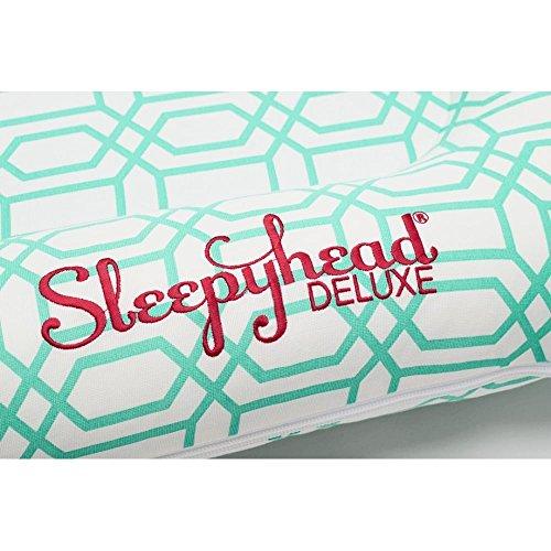 sleepyhead-deluxe-baby-pod-replacement-cover-minty-trellis