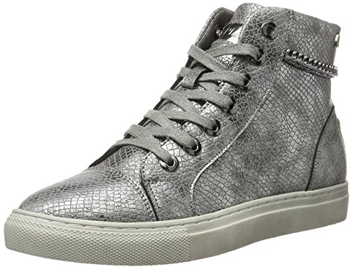 Replay Dunde, Baskets Basses Femme Argent - Silber (DK Silver 23)
