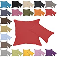 Suchergebnis Auf Amazonde Für Kissenbezug 65x65 Rot