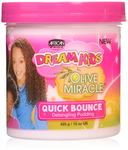 AFRiCAN PRIDE DREAM KIDS QUICK BOUNCE Det. Pudding 15oz -