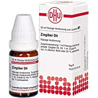 Zingiber D 4 Dilution 20 ml preisvergleich bei billige-tabletten.eu