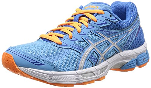 ASICS Gel-Phoenix 6, Chaussures Multisport Outdoor Femmes Bleu (Soft Blue/Silver/Nectarine 4193)