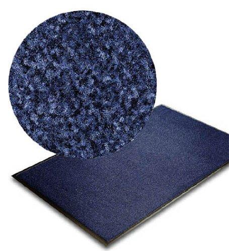Floordirekt XL - Bicolor Profi-Schmutzfangmatte - 3 Größen - 200x200cm - blau