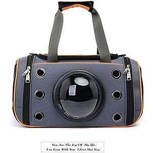 AFFLATUS Astronaut Raumkapsel Kleine Haustier Handtasche Tasche für Outdoor-reisen Wandern Camping , pink