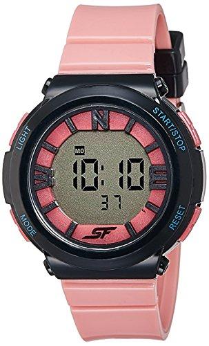 51RnMGfpFCL - Sonata 87016PP07J Girls watch