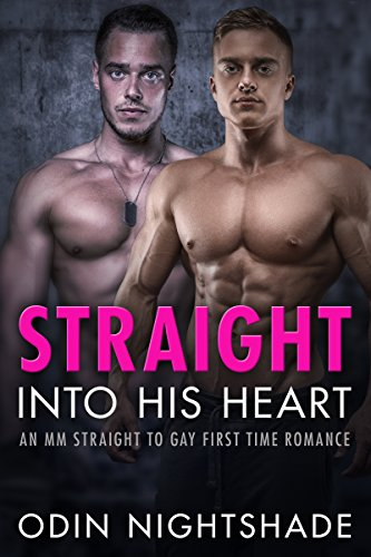 free kindle book Straight Into His Heart: An MM Straight to Gay First Time Romance
