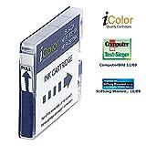 iColor Kompatible Druckerpatronen für Brother Tintenstrahldrucker: Patrone für Brother LC-970BK/LC-1000BK, black (Druckerpatronen)