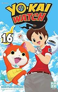 Yo-Kai Watch Edition simple Tome 16