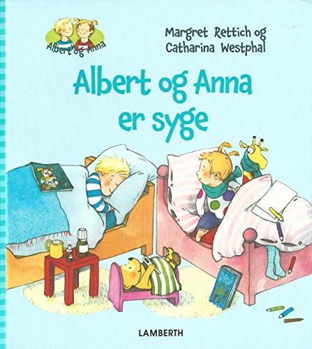 Albert og Anna er syge (Danish Edition) por Søren Jessen