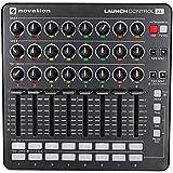 Novation AMS-LAUNCH-CONTROL-XL MIDI USB Ableton Live Controller (Black)