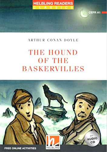 The hound of the Baskervilles. Readers red series. Con CD-Audio