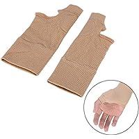Handgelenkbandage Kompressionshandschuh, für Daumen und Handgelenk, mit Gel-Einlage, 1 Paar preisvergleich bei billige-tabletten.eu