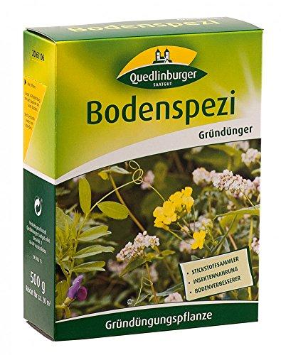 Bodenspezi-Gründüngungsmischung 500 g von Quedlinburger Saatgut
