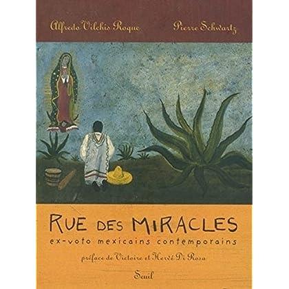 Rue des miracles : Ex-voto mexicains contemporains