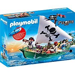 Playmobil 70151Pirates Barco Pirata