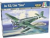 "Italeri 1339 - Junkers Ju 52/3m ""See"" Floatplane Model Kit (1:72 Scale)"