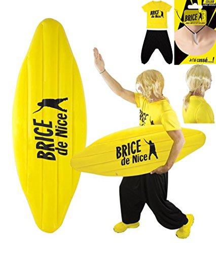 Ensemble Brice de Nice sous licence taille S/M deguisement costume adulte