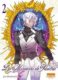 Les Mémoires de Vanitas, tome 2 par Mochizuki