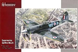 Special Hobby 72233 SH - Kit Modelo Spitfire MK 24
