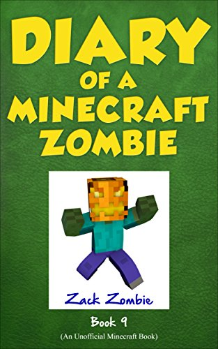 Diary of a Minecraft Zombie Book 9: Zombie's Birthday Apocalypse (An Unofficial Minecraft Book) por Zack Zombie
