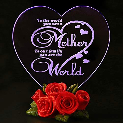 ration für Muttertagsgeschenke, Geburtstagsgeschenk für Mutter mit Farbwechsel ()