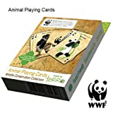 WWF Endangered Species Playing Cards