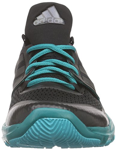 adidas Herren Adipure 360.3 Laufschuhe Core Black/Core Black/Eqt Green