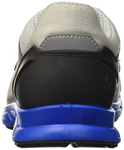 Diadora D-Flex Low S3 Src, Chaussures de Sécurité Homme Rouge (Grigio/blu Nautico)
